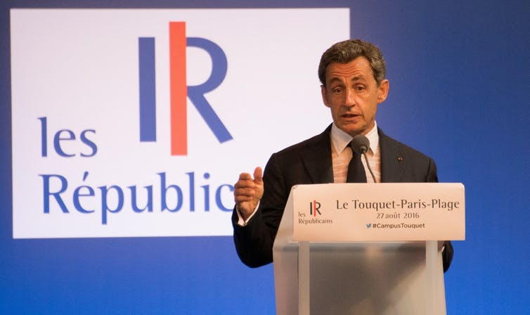 Nicolas Sarkozy, ancien président français